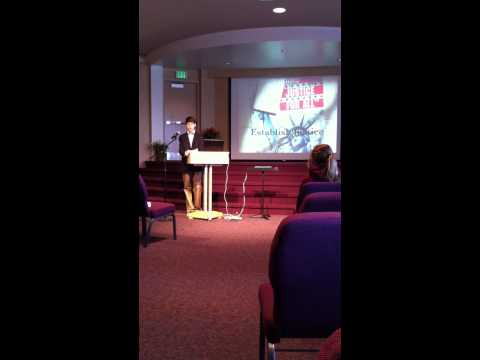 2014 Rocky Mountain Christian Academy Nick Hyatt Critical Thinking Project