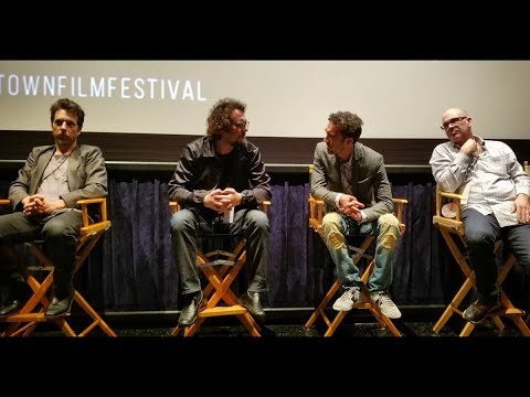 Downtown Los Angeles Film Festival Panel