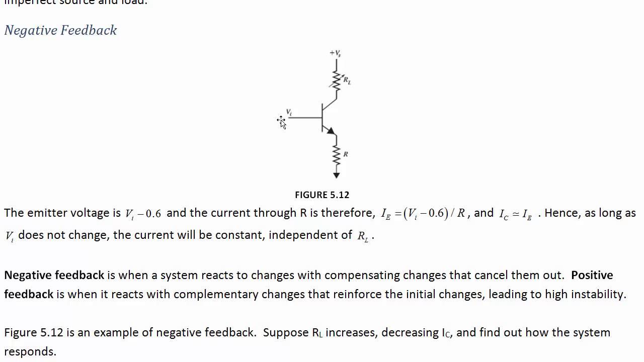 Engphys 3ba3 2015 Lecture 8 Bjt Circuits Transistor Follower Ce Figure 5 Bipolar Amplifier Schematic Amp
