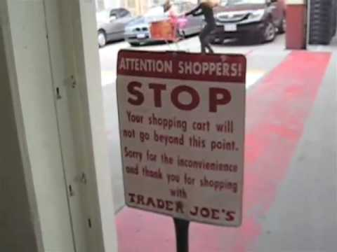 If I Made a Commercial for Trader Joe's - YouTube