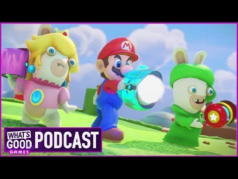 Mario + Rabbids Impressions and Game of Thrones S7 Spoilercast - What's Good Games (Ep. 16)