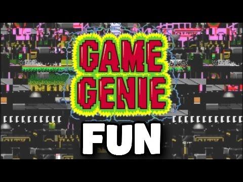 Game Genie Fun # 1