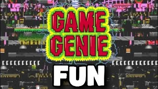 Game Genie Fun # 1