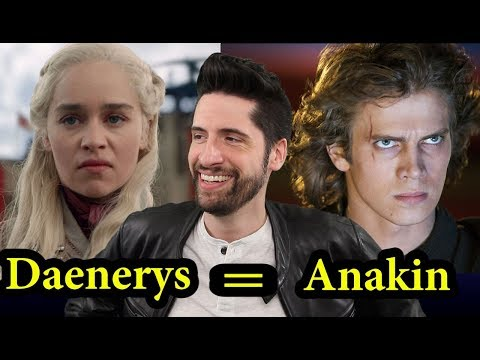 Daenerys Targaryen Is Anakin Skywalker