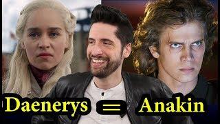 Download Daenerys Targaryen Is Anakin Skywalker Mp3 and Videos