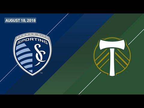 HIGHLIGHTS: Sporting Kansas City vs. Portland Timbers | August 18, 2018