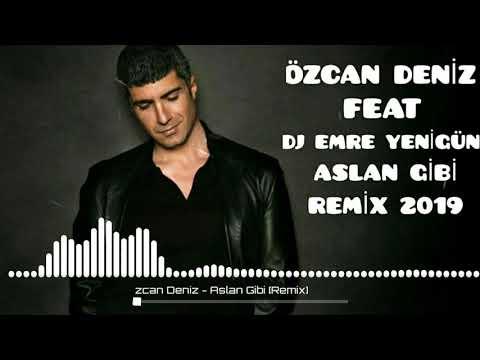 Özcan Deniz - Aslan Gibi --- DJ EMRE YENİGÜN [Remix 2019]