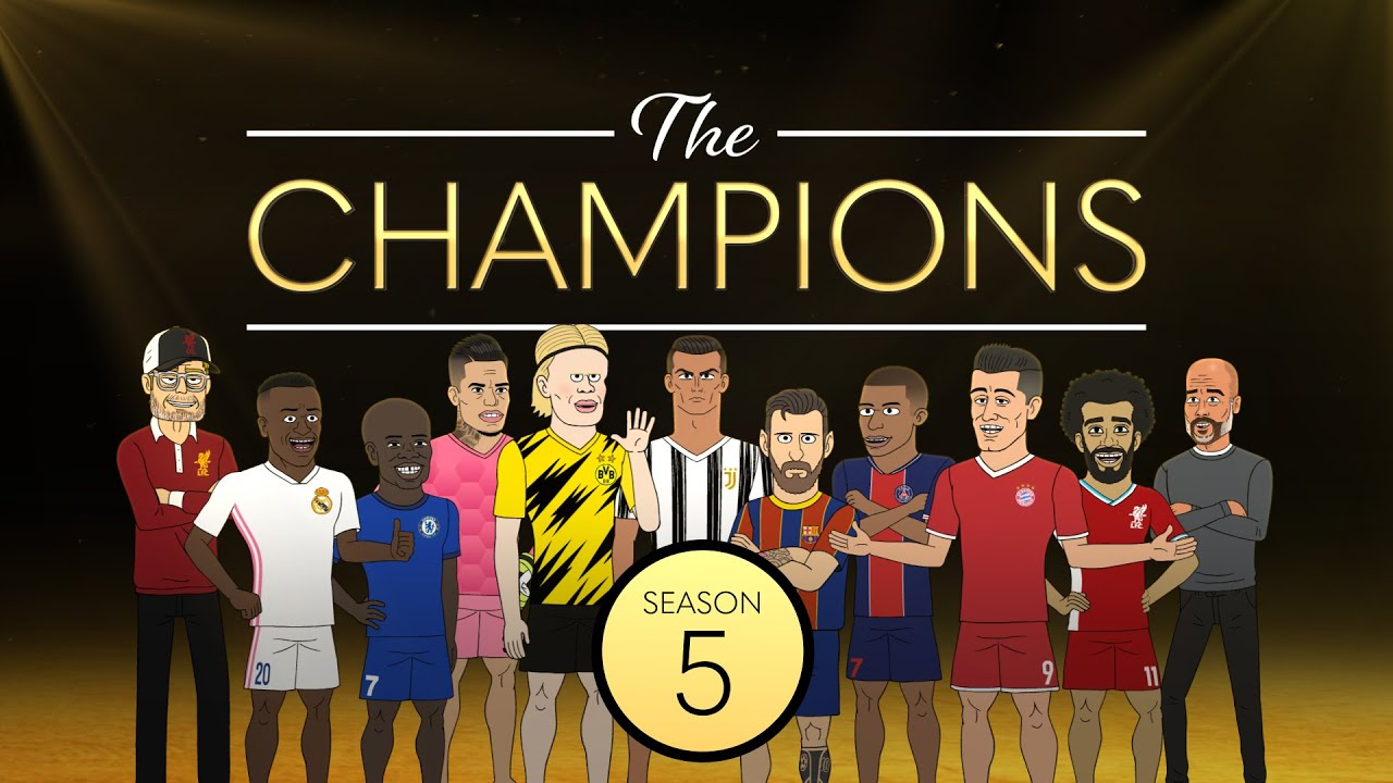 Download The Champions: Season 5 In Full