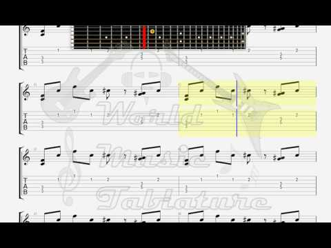 Eels   Novocaine For The Soul GUITAR TAB