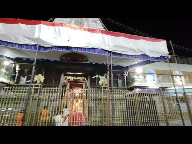 Tirumala Thirupathi Temple Wonderful Rare video 2