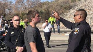 Oñate High School Students Get Crash Course in Consequences of DWI thumbnail