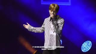 Video 171130 Jaejoong In Manila - 다시 만나지만 다시 만나겠지만 (Although We Met, We Will Meet Again) download MP3, 3GP, MP4, WEBM, AVI, FLV Juli 2018