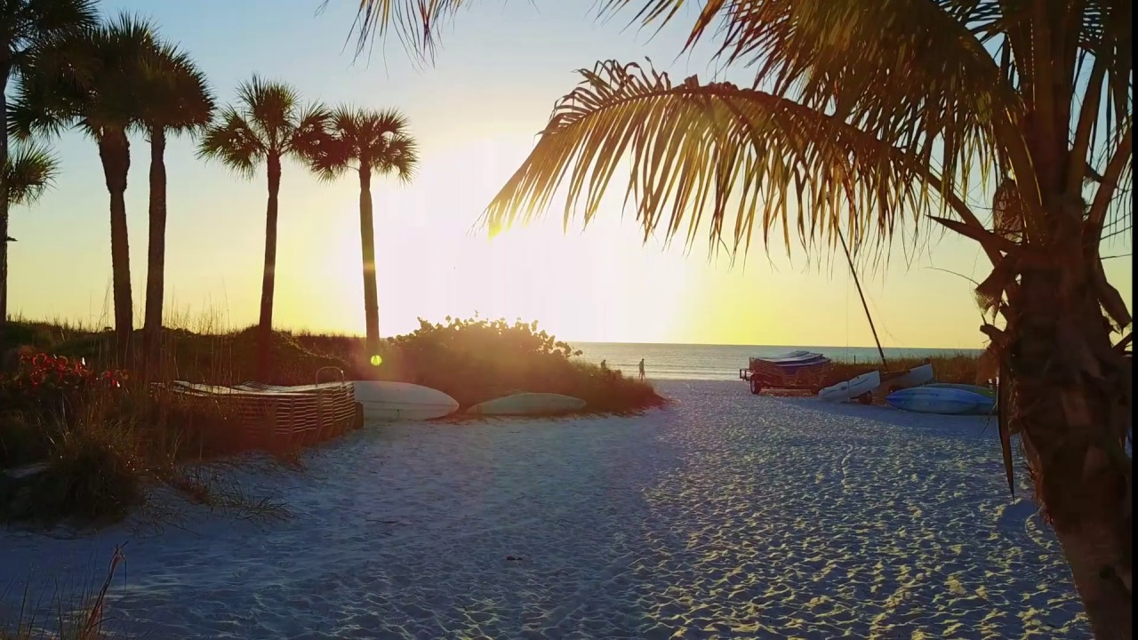 Tropical Beach Resorts Siesta Key Sarasota Fl Hotel