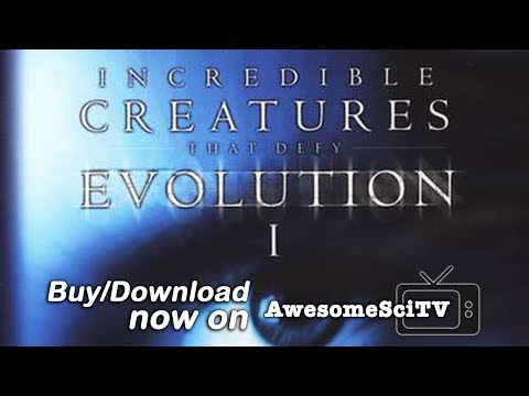 """""""Incredible Creatures That Defy Evolution 1"""" Trailer"""