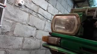 Москвич от А до Я Передняя оптика