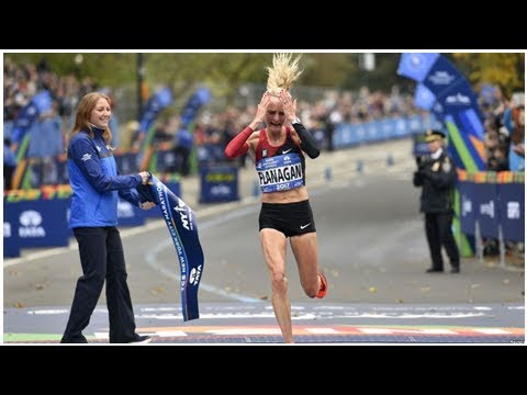Flanagan first american woman to win nyc marathon in 40 years