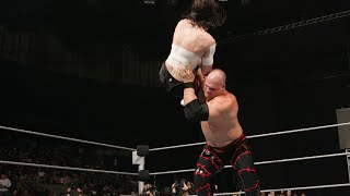 Kane utterly demolishes Colin Delaney: WWE ECW, Jan. 15, 2008 (WWE Network Exclusive)