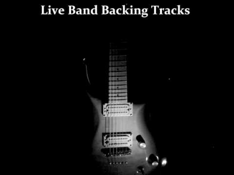 Canon Rock in D - Guitar Backing Track