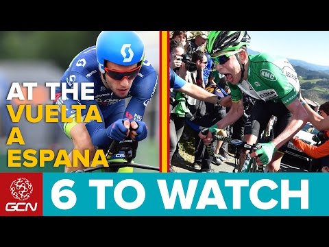 6 Riders To Watch At The Vuelta A España 2016