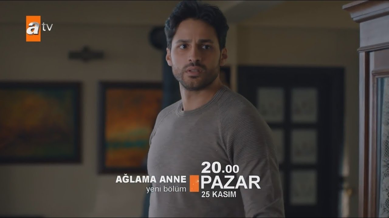 Ağlama Anne / Don't Cry Mom Trailer - Episode 8 (Eng & Tur Subs)
