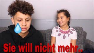 MEINE KLEINE SCHWESTER PRANKT MICH ZURÜCK (ICH WEINE FAST)