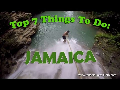 Top 7 Things to Do in Jamaica
