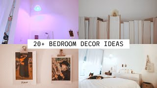 💡Easy, affordable ways to make your bedroom look nice.