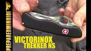 Victorinox Trekker NS: Pocket Knife Done Right  - Preparedmind101