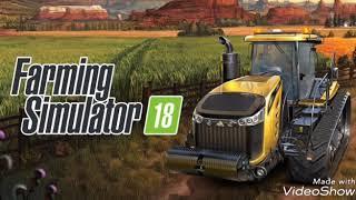 Farming simulator 18 apk + obb dinheiro infinito