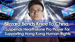 Blizzard Suspends Hearthstone Pro Player Blitzchung For Supporting Hong Kong