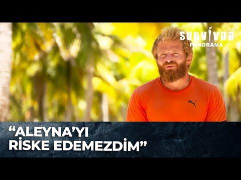 İsmail Neden Aleyna'yı Söylediğini Açıkladı | Survivor Panorama 142. Bölüm