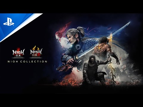 The Nioh Collection – Launch Trailer | PS5
