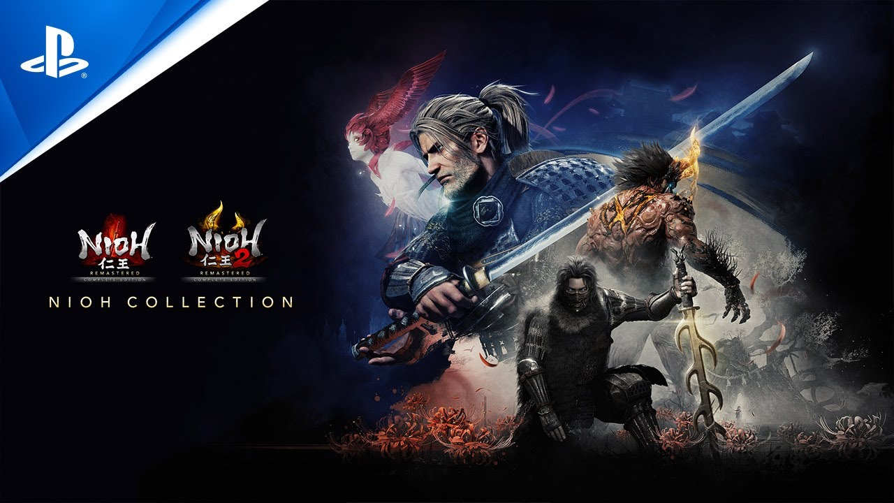 Tráiler de lanzamiento de The Nioh Collection