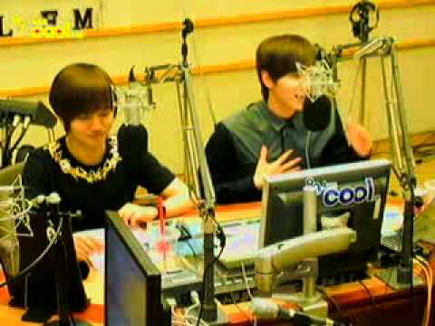 Yesung Eeteuk berbicara bahasa indonesia _ Kiss The Radio.