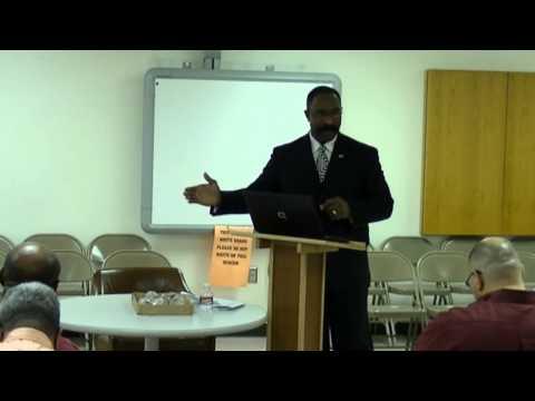 Don Otis - The Role of a Deacon - Morning Star Baptist Church - Part 1 & 2
