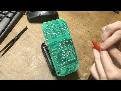 Как принудительно запустить зарядник BOSCH AL1814