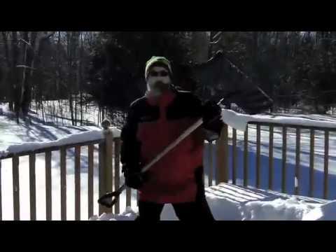 Numa Numa Snow Dance Music Video 2011
