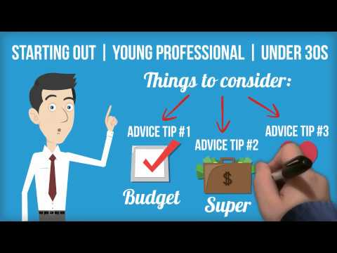 Financial Planning Tips for Under 30s, Young Professionals & Starting Out