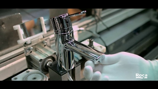 Faucets - Production processes | Roca