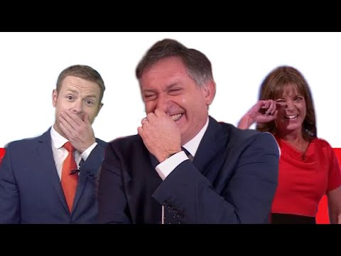 SIMON MCCOY & WEATHER PRESENTERS - FUNNIEST MOMENTS