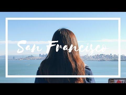 Best view of the Golden Gate Bridge & San Francisco! - San Francisco - USA Trip | Vlog #3.3