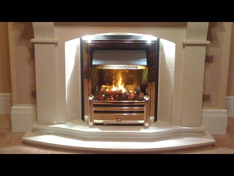 Electric Fireplace Dimplex Cavendish Opti Myst Inset Fire Review Youtube