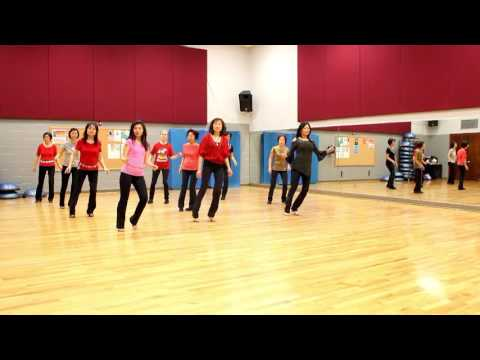 Oops Baby - Line Dance (Dance & Teach in English & 中文)