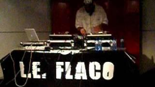 DJ Lexmerk (L.E. Flaco) DIRECTO - 4.Octubre.09