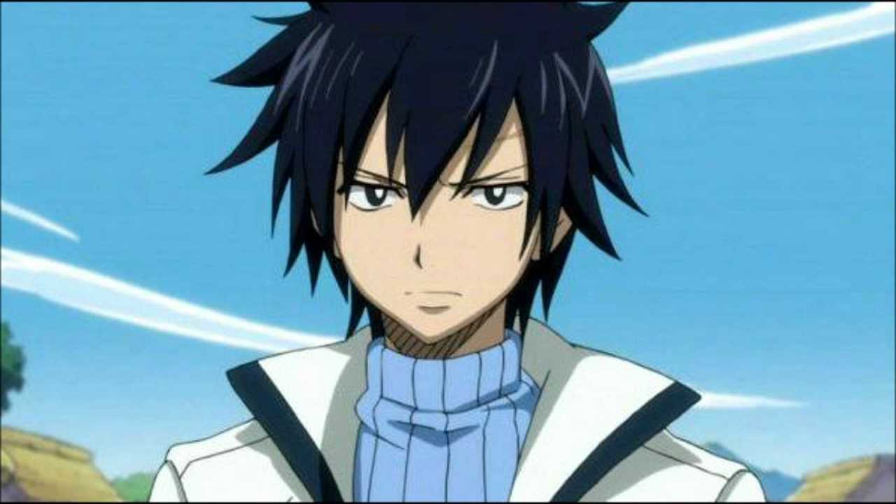 Fairy Tail - Grey Theme ♪ - YouTube