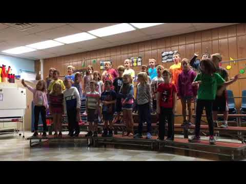 2nd Grade Mission Statement Song
