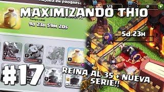 Aquí les traigo un nuevo vídeo de clash of clans de la serie maximi...