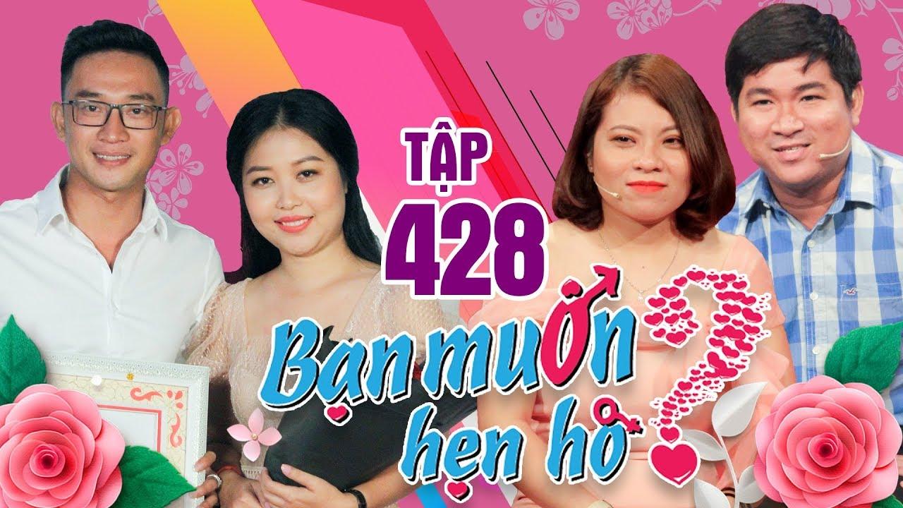 BẠN MUỐN HẸN HÒ #428 UNCUT | Chàng nông dân lên Sài Gòn tìm người yêu vì mẹ ở nhà 'tụng kinh' suốt | Hoàng Phúc - Thu Hiền | Văn Tý - Kim Chung | 211018 ?