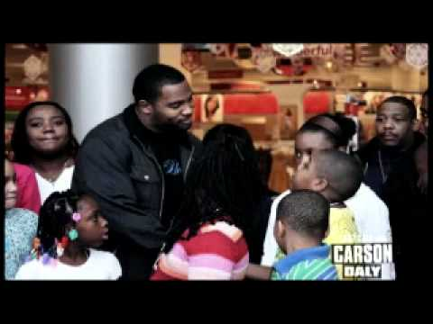 Lance Briggs on Last Call with Carson Daly