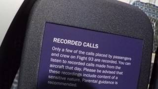 Flight 93 Phone Calls